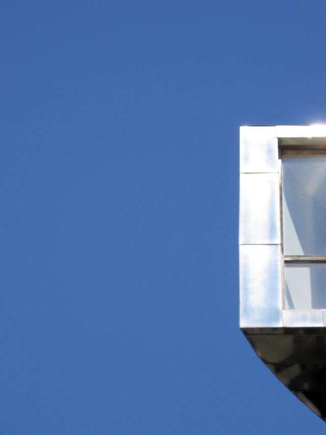 Window And Sky